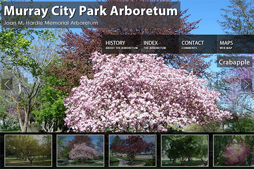Murray City Arboretum Opens in new window