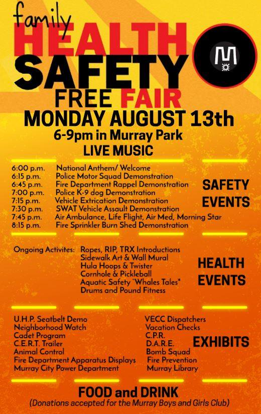 Health and Safety Fair
