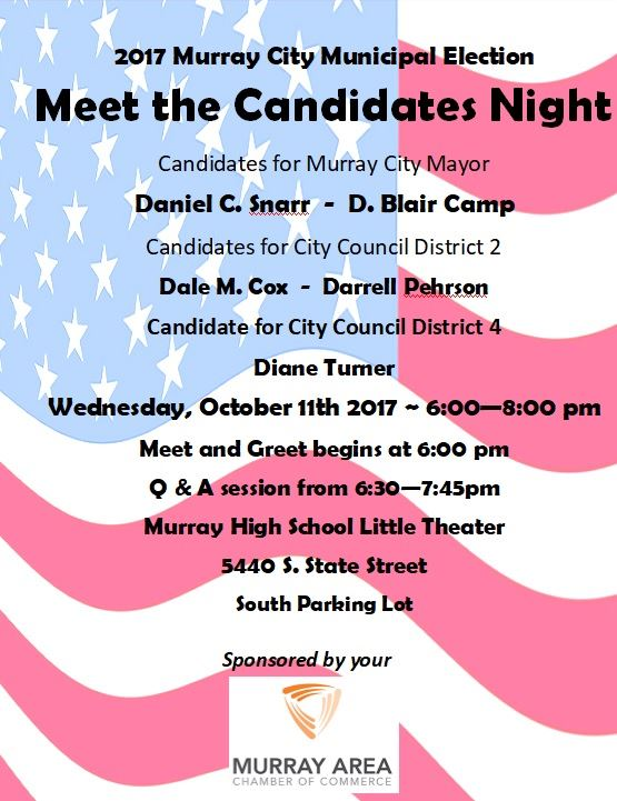 Meet the Candidates NIght