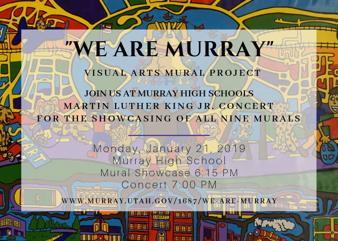 Mural Showcase Invite